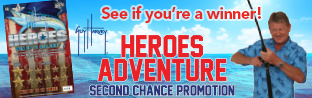 Heroes Adventure Second Chance Promotion