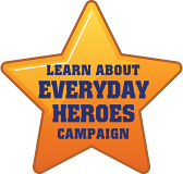 Leanr About EVERYDAY HEROES Campaign