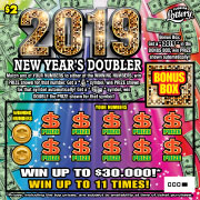 1405-$2 2019 New Years Doubler