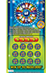 5010-WHEEL OF FORTUNE Scratch-Off Ticket